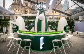 Perrier巴黎水连续三年成为「设计上海」官方合作伙伴