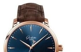 来自德国的原创腕表:格拉苏蒂原创中国特别款