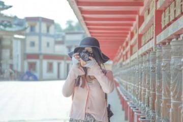 摄影技巧9组女生摄影姿态每一个都是摄影教科书
